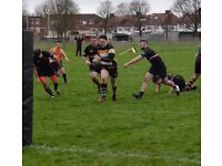 Rugby in Sth London, all levels welcome! Morden, Wimbledon, Sutton, Tooting, Colliers Wood, Clapham