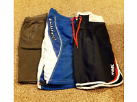 Board shorts - set of 3 - 34""