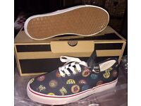 Brand new Harry Potter shoes trainers with crests/logos UK 7 new