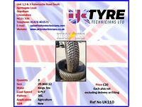 25 800 12 New Tractor Tyres