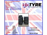 Used Tractor Tyres