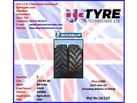 710 60 38 Used Tractor Tyres