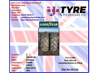 750 65 26 Used Tractor Tyres