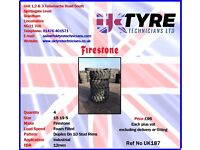 Used Industrial Tyres 15 19 5