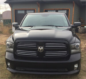 Reduced! Ram 1500 sport, low kms. Firm on price
