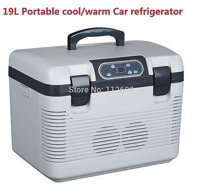 Car Cooler Freezer Warmer Fridge Refrigerator 19 Litres Double Cooling Point for sale  Delhi