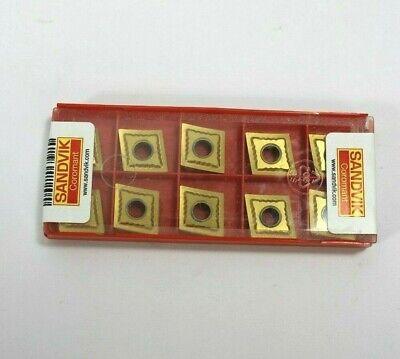 Sandvik Cngp 120404 431 1015 Carbide Inserts Brand New Lot Of 10 Inserts
