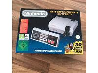 Nintendo Classic Mini Console - Brand New - Retro Games - Ipswich