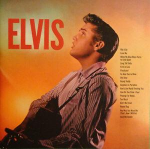 Top 5 Elvis Presley Albums