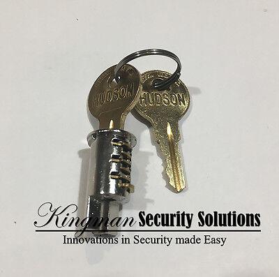 Lagard Key Locking Dial Replacement Lock Key - Hudson - 2 Keys - Random Cut