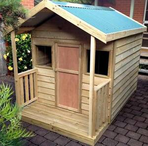 """THE """"RUBY"""" OUTDOOR WOODEN TIMBER KIDS CUBBY HOUSE AUSTRALIAN MADE Berwick Casey Area Preview"""