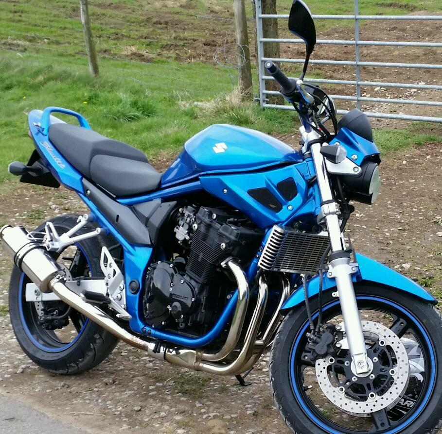 2007 suzuki gsf 650 bandit k6 in skelton in cleveland north yorkshire gumtree. Black Bedroom Furniture Sets. Home Design Ideas