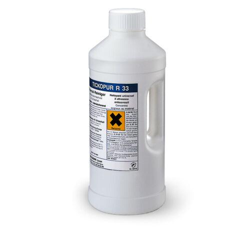 Tickopur R 33  Universal-Reiniger für Ultraschall 2 Ltr. Reinigungskonzentrat