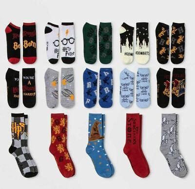 "New Harry Potter '15 Days of Socks"" Advent Calendar Women's Shoe Size 4-10"