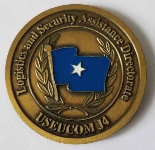UNITED STATES EUROPEAN COMMAND HEADQUARTERS LOGISTICS & SECURITY USEUCOM Coin