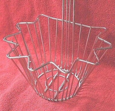 Taco Salad Bowl Mold Fryer Basket Maker Round Bowls Mexican Tortilla Shell Fry Tortilla Shell Fryer Basket
