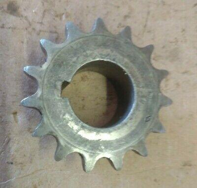 Sprocket 6502315 Bobcat 600 610 Melroe Clutch Jackshaft Drive Chain Skid Loader