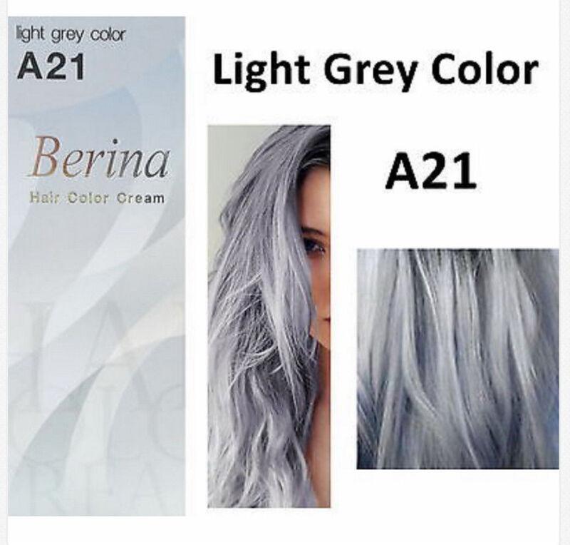 Как сделать серые волосы краска 375