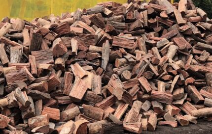 Firewood Pure Redgum Crazy Price .40cents a kilo up to 500kg