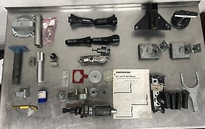 Kent Moore J42150 Cadillac Catera Service Tool Kit Box 1 Of 2