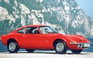 Looking for an Opel GT