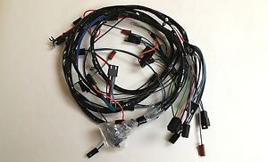 1967 camaro wiring harness 1967 camaro rs forward front light wiring harness gauges v8 rally sport