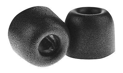 Blackbird SecureFit S40 Foam Eartips Black Medium - 4 Pairs