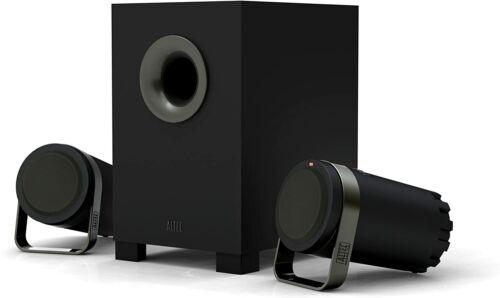 Altec Lansing 2.1 Speaker System, BX1221 - Black