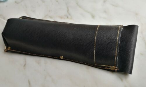 Top Leather Welding Rod Bag Holder Welder Electrode Packet TIG Stick