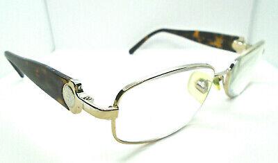 VERSACE Womens Eyeglasses MOD.1149 1221 Gold/Tortoise 53-17-135 Glasses Frames