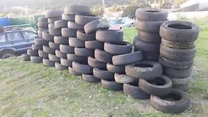 GIVE AWAY TYRES Mornington Clarence Area Preview