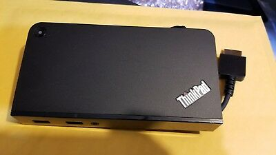 Lenovo ThinkPad OneLink+ Plus Dock SD20H13054 03X6296 DU9047S1 40A40090US