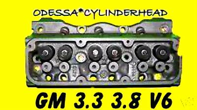 GM CHEVY CAMARO IMPALA MONTE CARLO 3.8 CYLINDER HEAD REBUILT