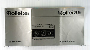 Original-Rollei-35-manual-in-German-and-English-24-pages