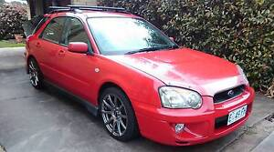 2005 Subaru Impreza Hatchback Hadspen Meander Valley Preview