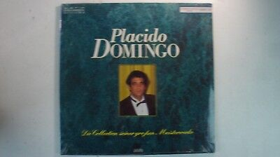 Placido Domingo Die Collection seiner grossen Meisterwerke Dino 2LP OVP LP81