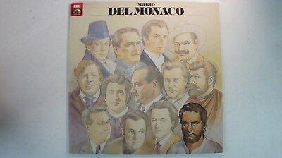 Mario Del Monaco I grandi tenori Vol 2 EMI 531171681M LP81