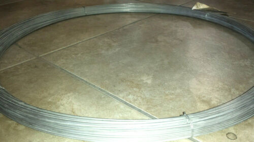 ( 10 lb. ) Branford Wire .080 Dia 302 Wire Nonelectrical Steel ASTMA313
