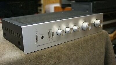 PIONEER SA-410 VINTAGE CLASSIC  INTEGRATED AMPLIFIER PHONO