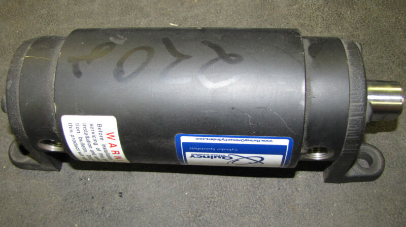 """QUINCY ORTMAN 9 1/8"""" RETRACTED 11 7/8"""" EXTRACTED AIR PNEUMATIC CYLINDER NEW"""
