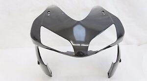 Mutazu Front Upper Fairing Headlight Cowl Nose Honda CBR600RR 600RR 2003-2004