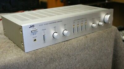 JVC A-10X  VINTAGE CLASSIC  INTEGRATED AMPLIFIER  PHONO