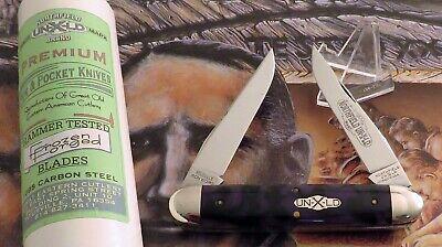 Great Eastern UN-X-LD Cuban Muskrat Knife Twilight 2007 Issue #032 of 50 NR