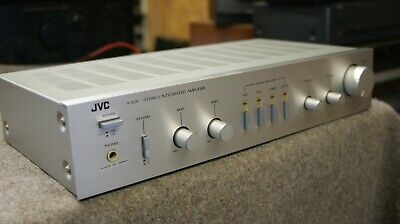 JVC A-10X VINTAGE CLASSIC INTEGRATED AMPLIFIER  PHONO MINT BOXED