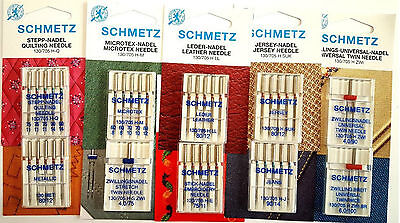 SCHMETZ Maschinen Nadeln Sortiment 130/705 TOP PREIS !