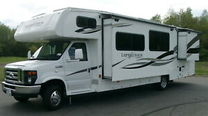 Coachmen Leprechaun, erst 4900km, wie neu, US USA, loaded