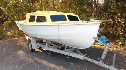Hartley16, Trailer sailer, refitted