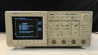 Tektronix Tds 520 Tds520 Two-channel Digitizing Oscilloscope 500mhz 500mss