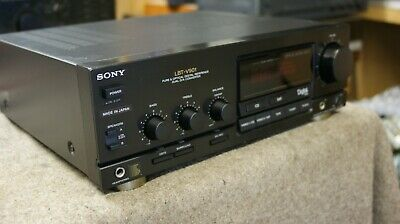 SONY LBT-V901 PURE & OPTICAL DIGITAL REFERENCE INTEGRATED AMPLIFIER + PHONO