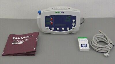 Welch Allyn 530t0 300 Series Spot Vital Signs Monitor Pn 007-0426-00 W Accs